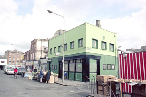 O'Rahilly Pub - 1986 - Owned by John Conway